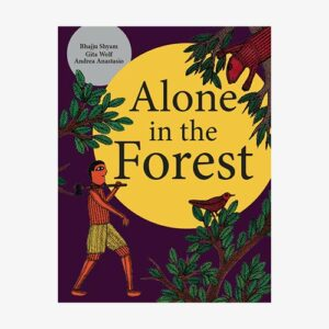 alone-in-the-forest-cover