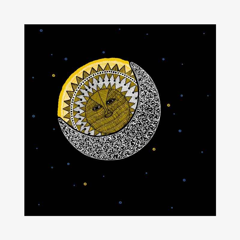 tara books moon and sun