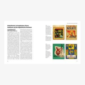 Eine andere Geschichte des Kinderbilderbuchs: Vom sowjetischen Litauen bis nach Indien