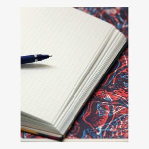 Small Flukebook - 5mm Grid