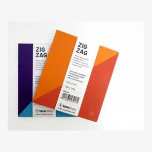 Zig-Zag Orange