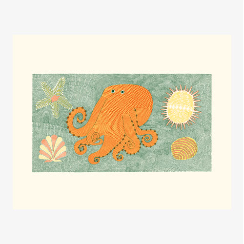 The Undecided Octopus