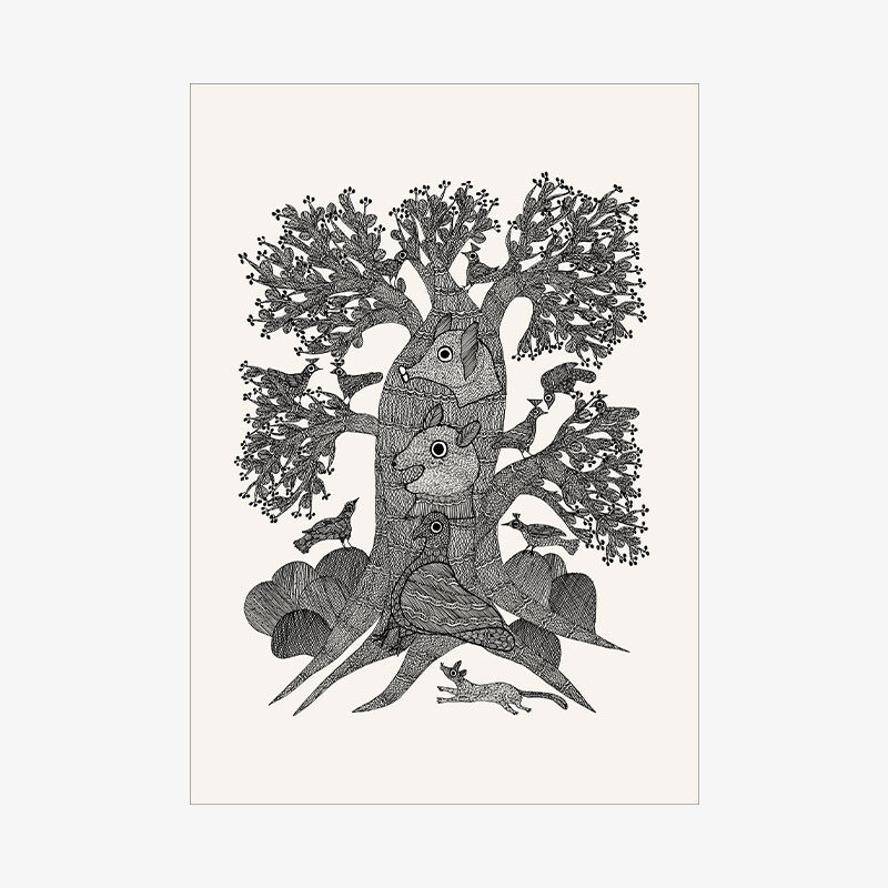Trees Rustle - Pack of Screen Prints